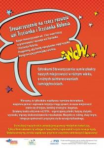 Stowarzyszenie na rzecz rozwoju wsi Trzcianka i Trzcianka Kolonia