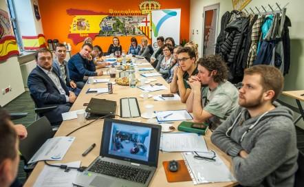 Spotkanie założycielskie sieci, Kielecki Park Technologiczny, 08.11.2014