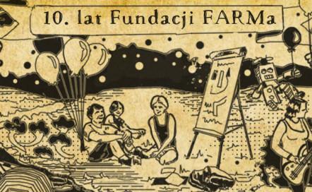 BANER URODZINY FARMY