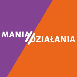 Mania Działania - logo